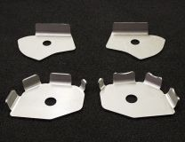 E36 Rear Chassis Reinforcement Plates