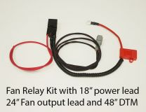 Cooling fan relay kit