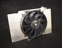 AE86 Radiator fan shroud kit