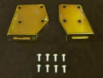FT86 (FRS-BRZ) to JZ Motor Mount Brackets **NON VVTi**